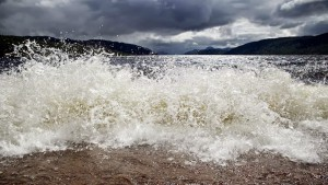 loch ness dores beach
