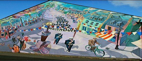 invergordon mural