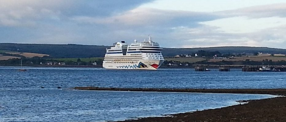 invergordon shore excursion